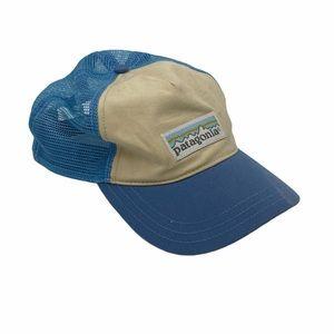 Mens 9-6 Pastel Patagonia Snap Back Hat